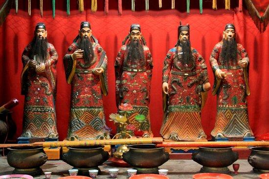 Baoji Ancestral Hall of Zhang Zai