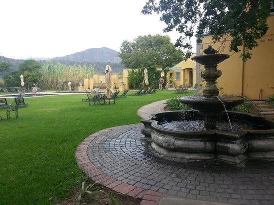 Franschhoek Country House & Villas: nice...