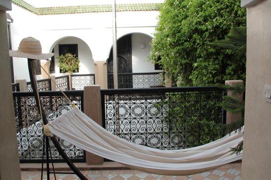Riad Magellan Yoga: 1st Floor terrace