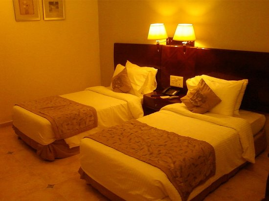 The White Hotels: my room, no 416