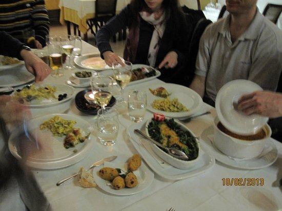 Restaurante A Casa do Bacalhau: miam miam