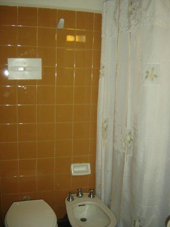 Hosteria Sol del Valle: baño