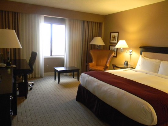 DoubleTree by Hilton Orlando Downtown: Kingsize Bedroom