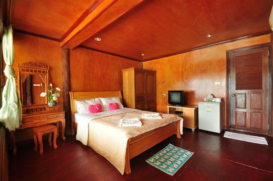 Phi Phi Popular Beach Resort: Deluxe Bungalow