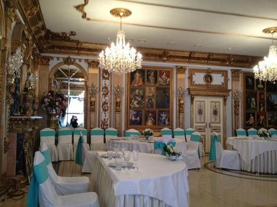 Hotel Chenonceau: Dining/function room