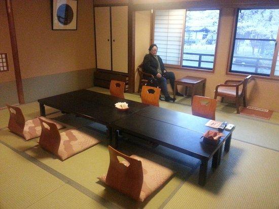 Hokkaikan Ohanabo: family room