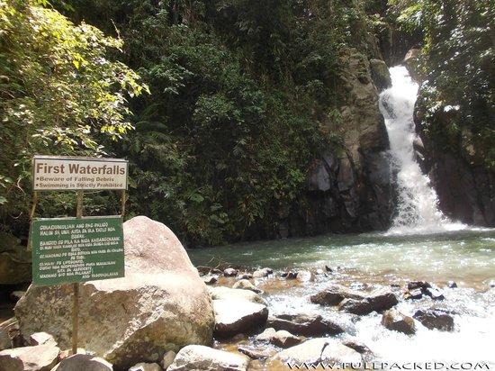 Mount Kanlaon's Seven Falls
