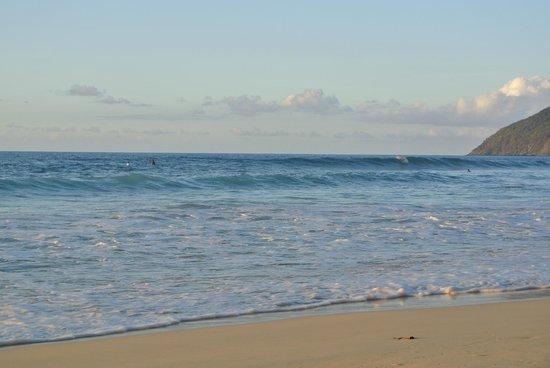 Sebastian's on the Beach: surf break