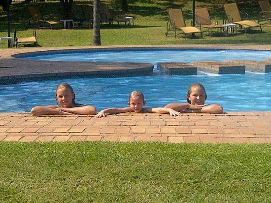 Kruger Park Lodge: Kids and adult pool (3 in Total)