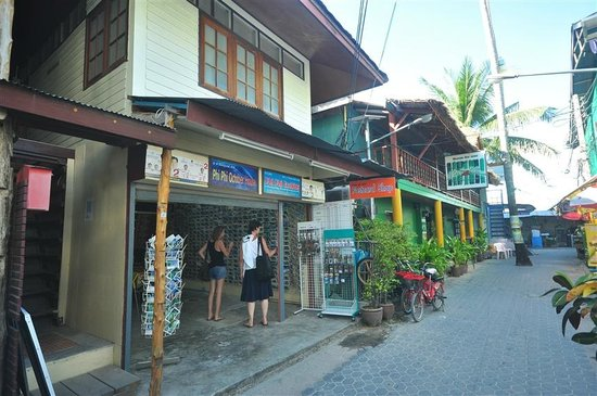 Phi Phi October Guest House: Overview