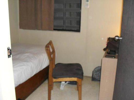 Eight Elephants & Dreaming Dragon Hostel: Single Room