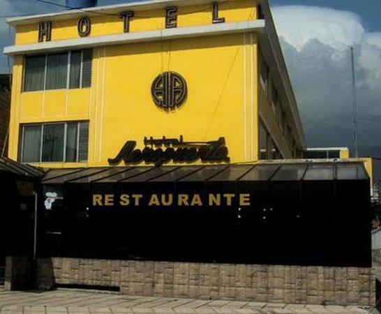 HOTEL AEROPUERTO Av. Amazonas N50-25 y Av. La Prensa (593) 2 243 5899