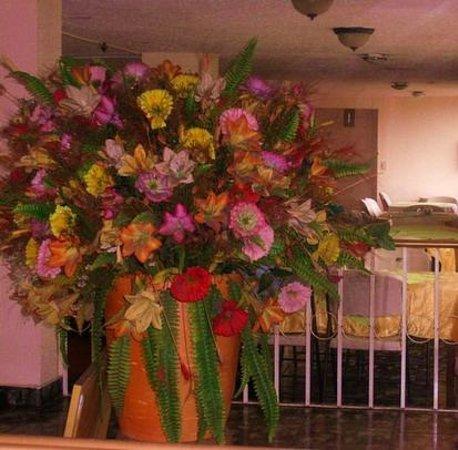 Hotel Aeropuerto: Decoration