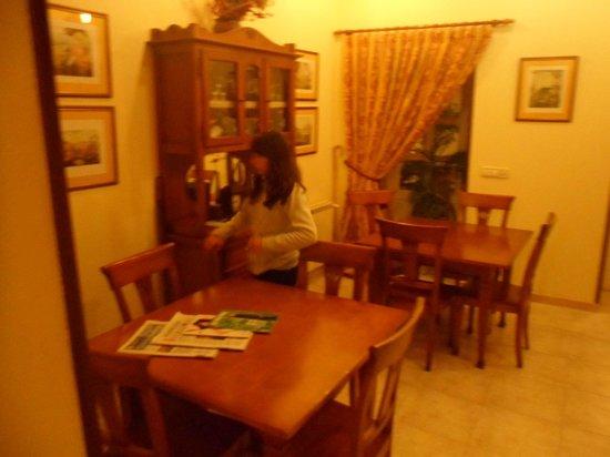 Hostal Alfonso: restaurante