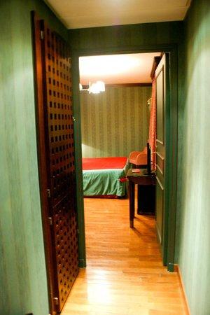 Villa Pantheon : Hallway