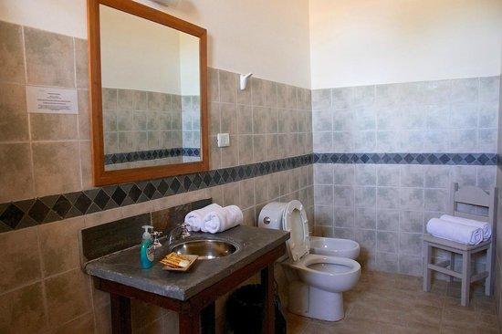 Hosteria De Altura El Penon: El baño