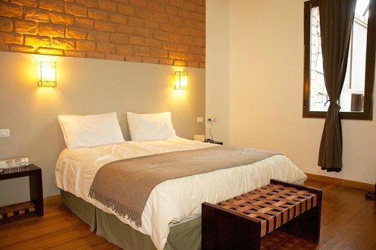 Hosteria De Altura El Penon: Las habitaciones