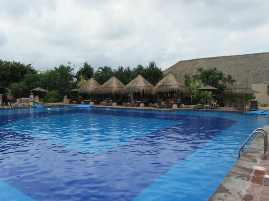 Now Sapphire Riviera Cancun: Preferred Club Adult's Pool (not by ocean or beach)
