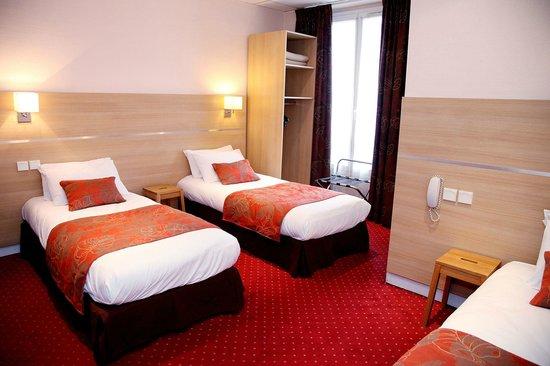 Hotel de france gare de lyon bastille voir les tarifs des chambres 110 avis et 65 photos - Chambre d hote paris gare de lyon ...