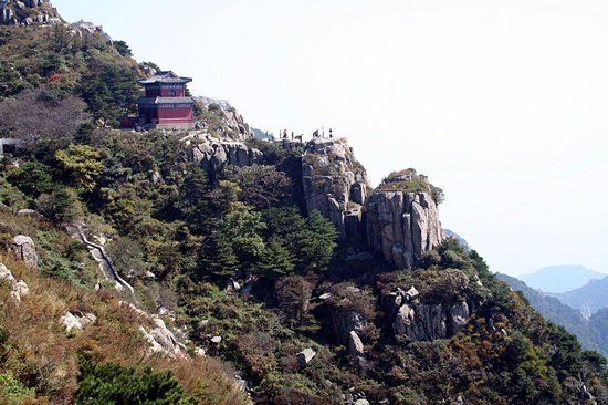 Qingfeng Temple