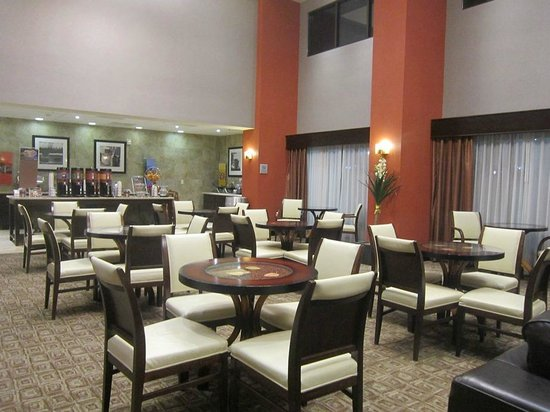 Hampton Inn and Suites Roseville : dining