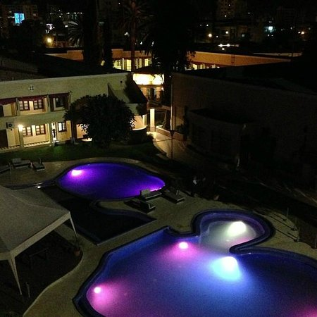 Gran Hotel Cochabamba : Pool