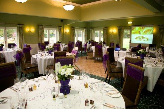Albert Cottage Hotel: Consort Restaurant