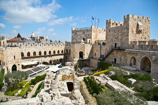 Tower of David Museum of the History of Jerusalem
