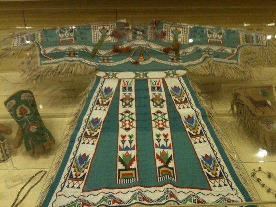 Colorado Springs Pioneers Museum: Native American Ceremonial Dress
