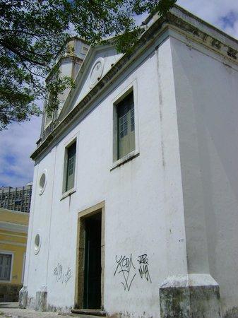 Igreja Nossa Senhora do Rosário dos Brancos