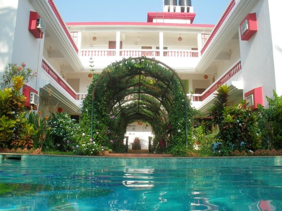 Cary's Hotel: Hotel