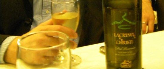 Ciro al Borgo Marinaro: vino