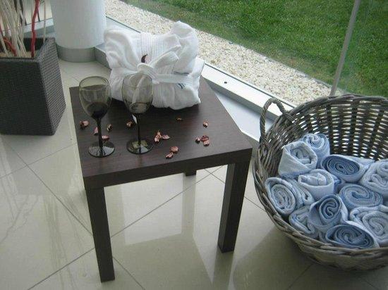 Sisai Hotel Boutique : Momento relax