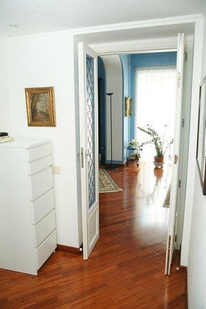 B&B Casa Azzurra : Corridoio