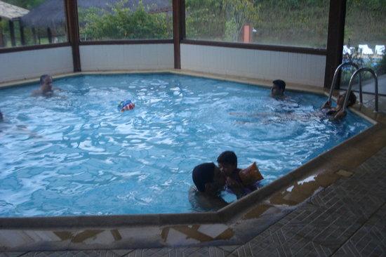 Hotel Fazenda Jecava: Piscina Termica