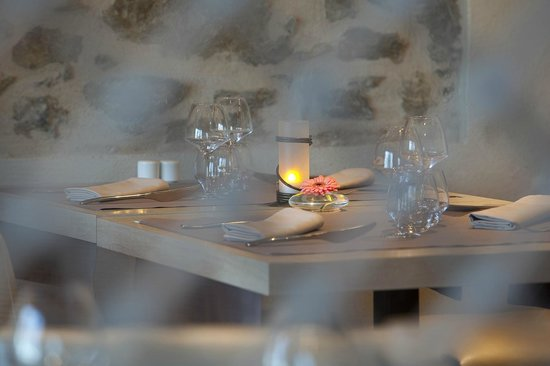 Le Relais Saint-Jacques : table intime