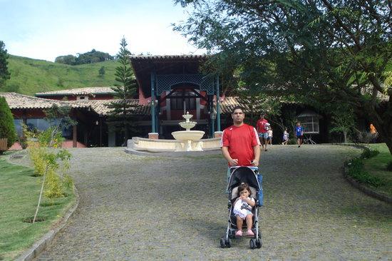 Hotel Fazenda Jecava: Entrada
