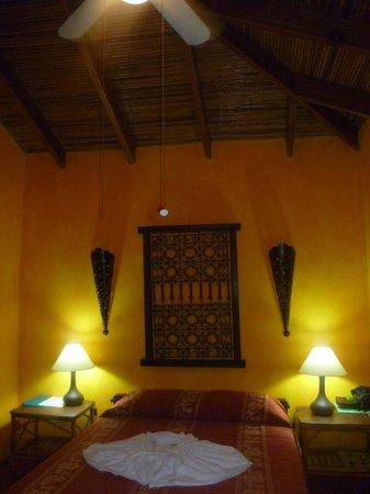 Hotel La Palapa Eco Lodge Resort: Habitación