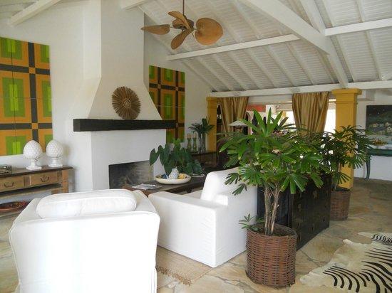 Vila d'este: Lounge