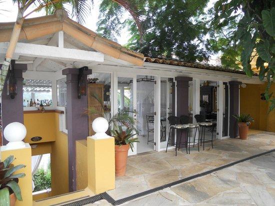 Vila D'este: Dining Area