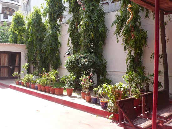 Hotel Kabli: More garden areas