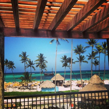 Now Larimar Punta Cana: View from an ocean front suite