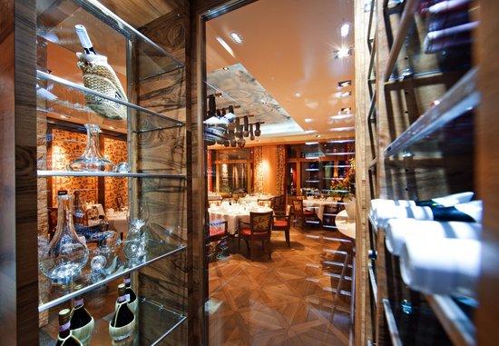 Arosa Kulm Hotel & Alpin Spa: Restaurant Muntanella