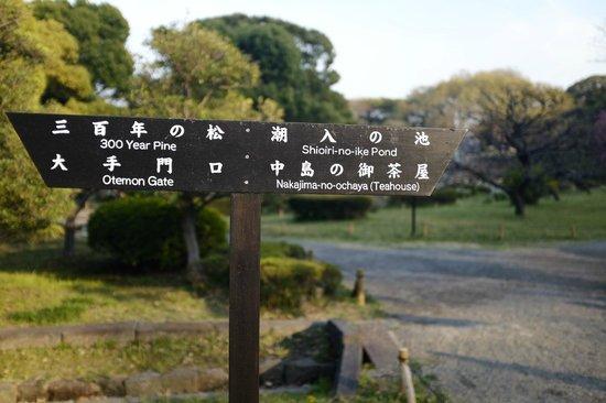 backdrop - Picture of Hama Rikyu Gardens, Chuo - TripAdvisor