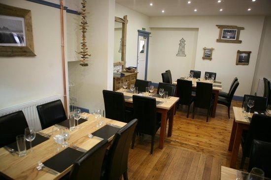 The Widemouth Manor Restaurant