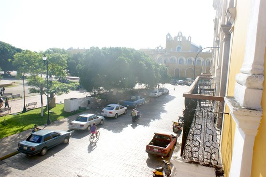 Hotel San Miguel Arcangel: Una vista espectacular