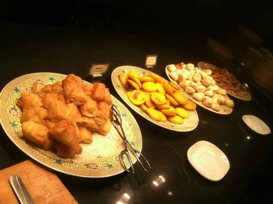 Beijing International Hotel : Fried dough and things