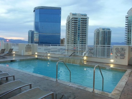 North East View Picture Of Springhill Suites Las Vegas