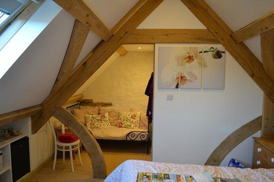 Smallicombe Farm: The room