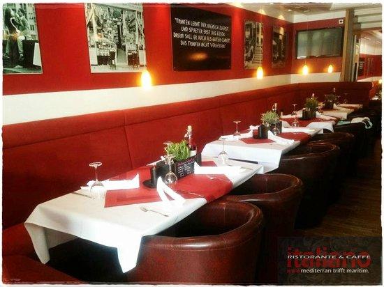 Italiano - Ristorante & Caffe: Wir freuen uns auf Sie!